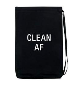 Clean/Dirty AF Laundry Bag