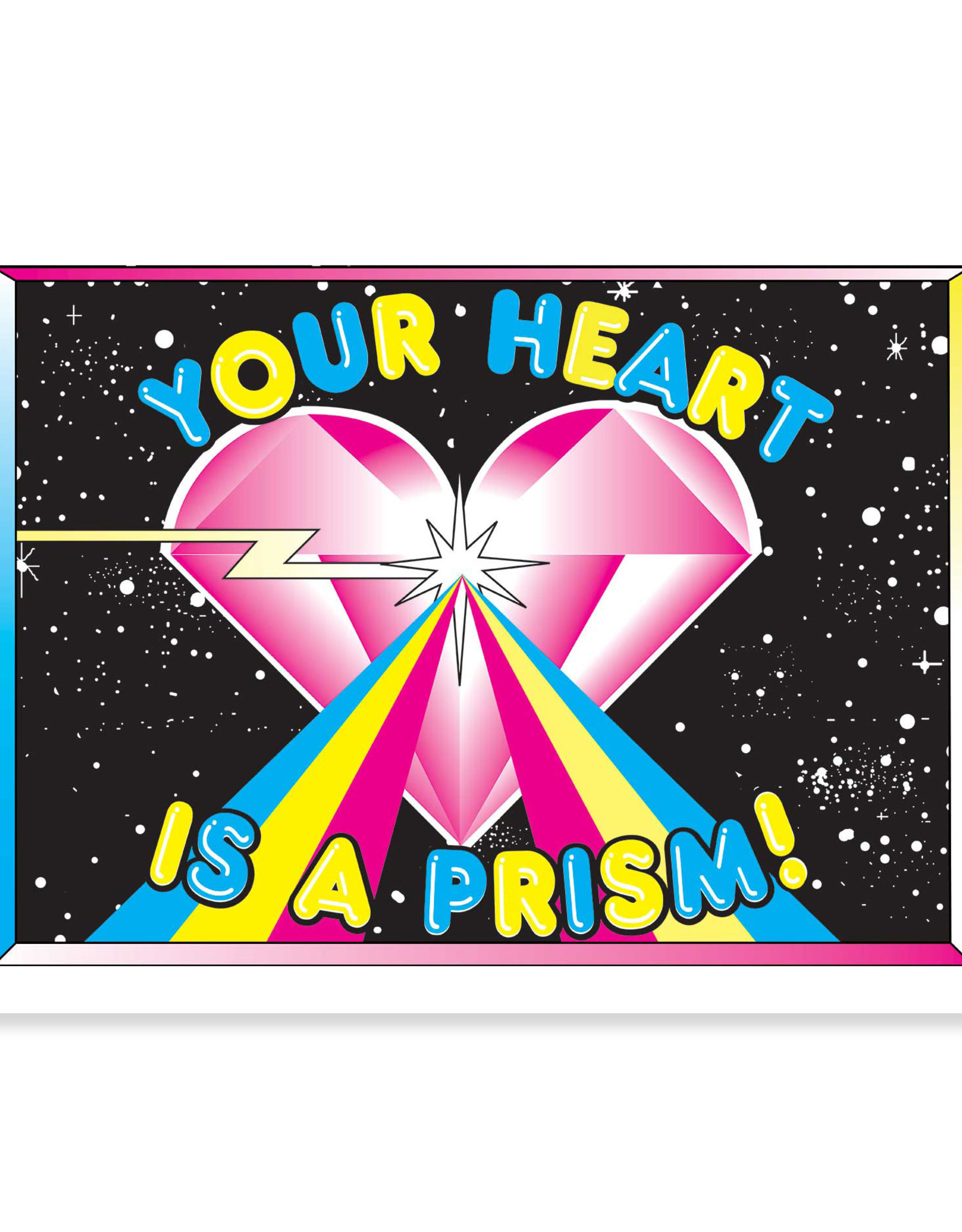 Your Heart is a Prism Print