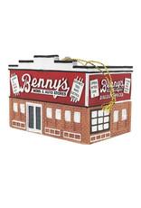 Benny's Building Ornament
