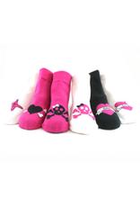 Girls Rocker Socks Set 12-24M