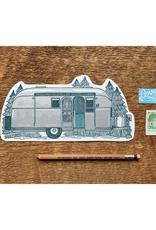 Airstream Postcard