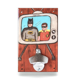 Dynamic Duo Bottle Opener