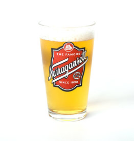 Narragansett Pint Glass