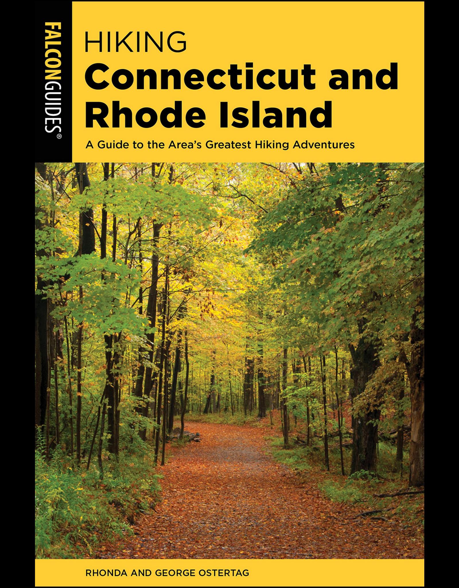 Connecticut & Rhode Island Hiking Guide