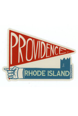 Providence Banner Sticker
