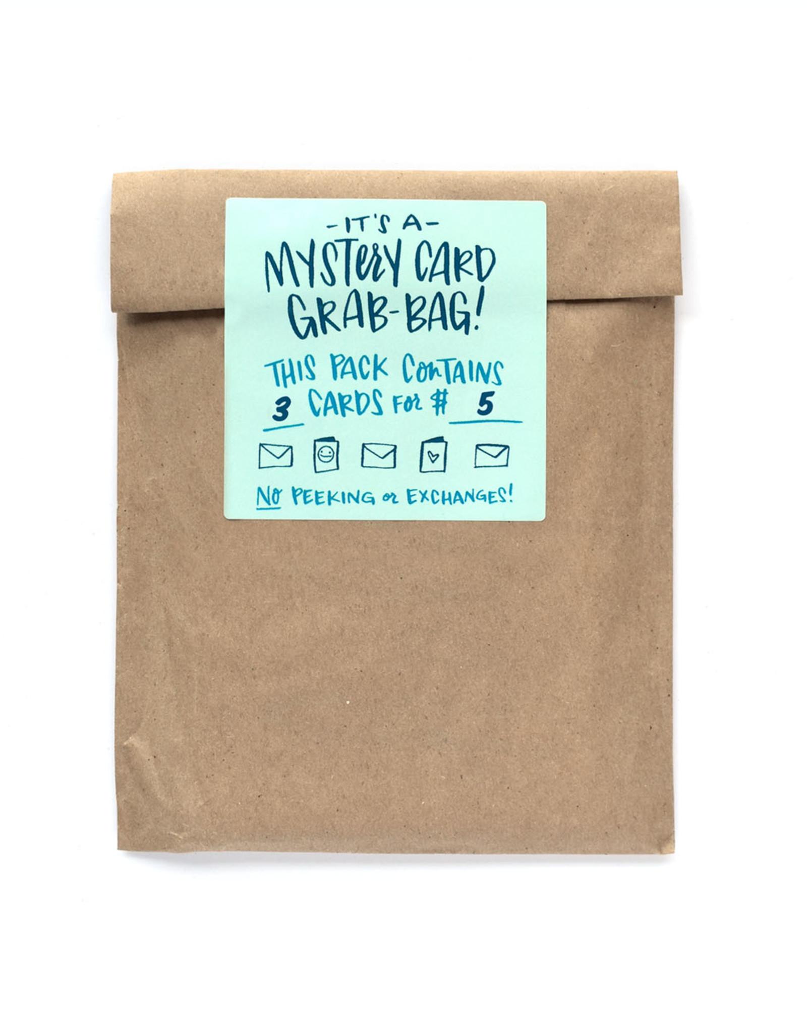 Mystery Card Bag