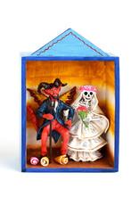 Wedding Devils Retablo