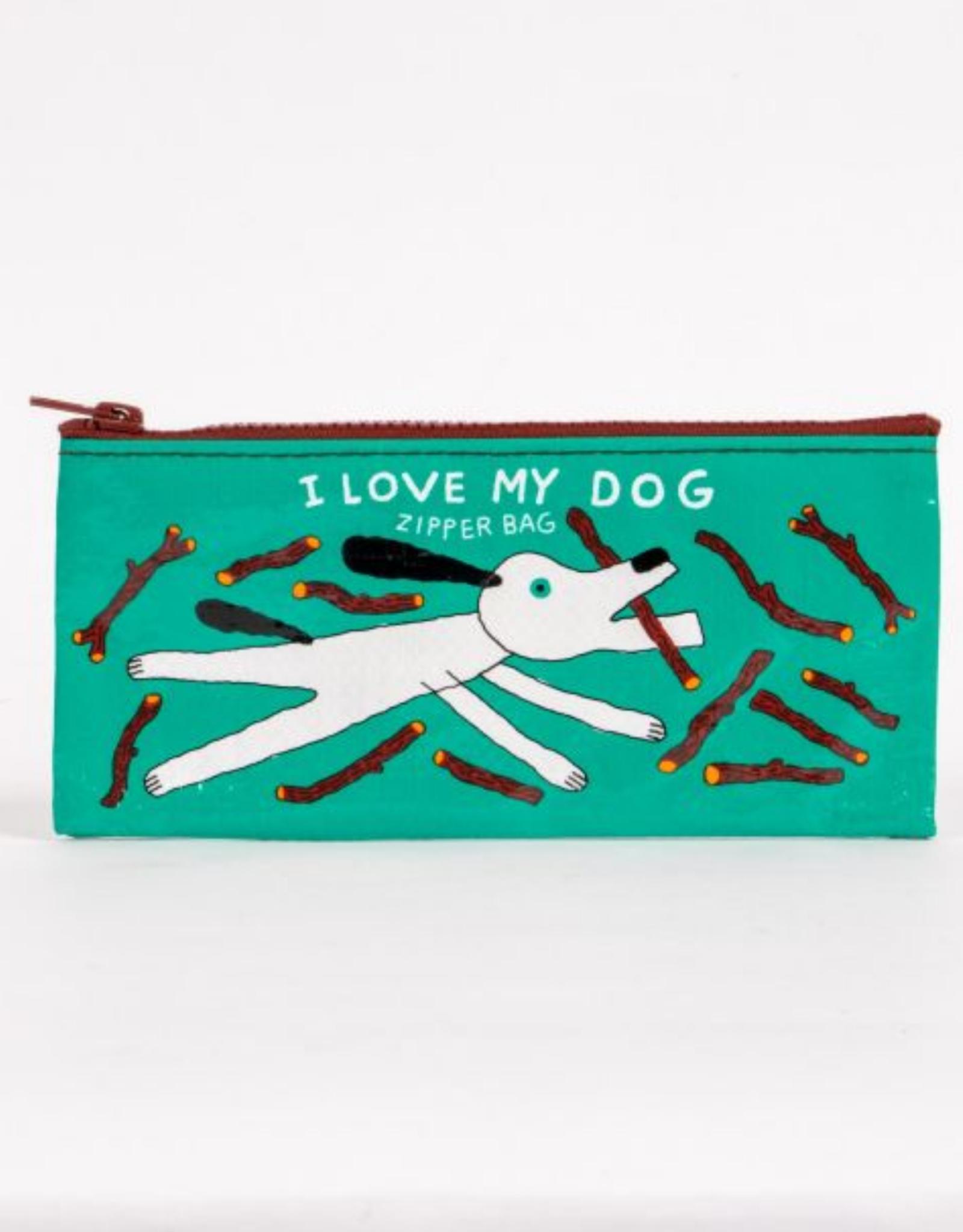 Love My Dog Pencil Case