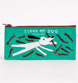 Love My Dog Pencil Case