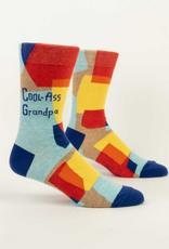 Cool Ass Grandpa Crew Socks
