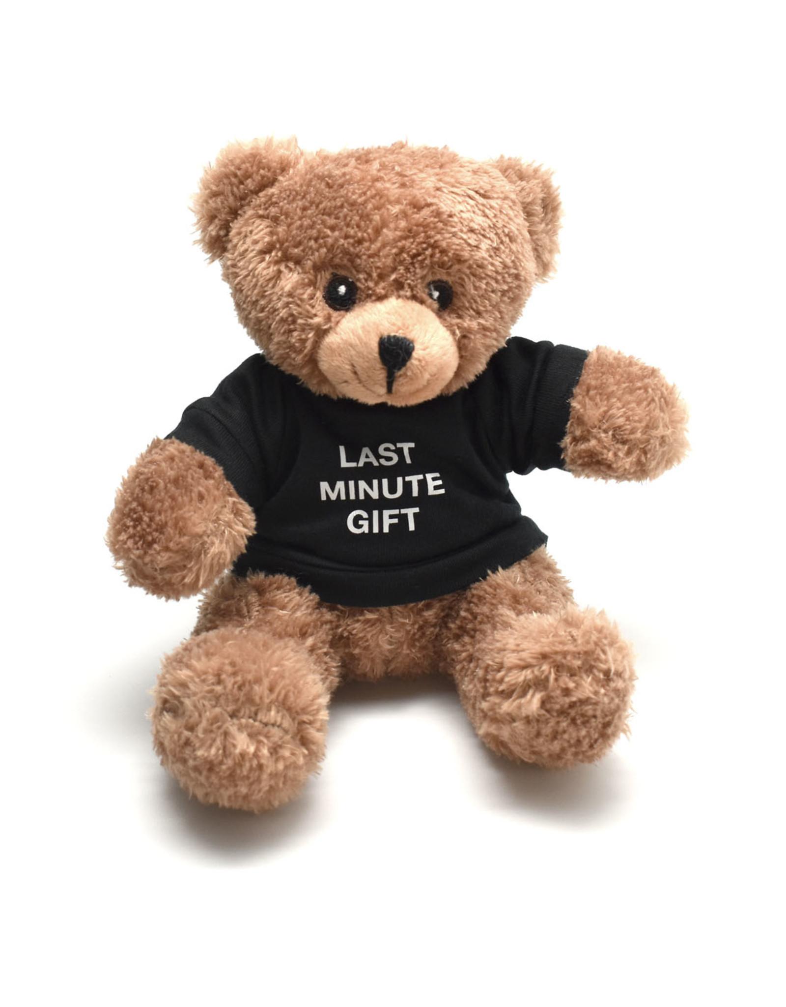 Last Minute Gift Teddy Bear