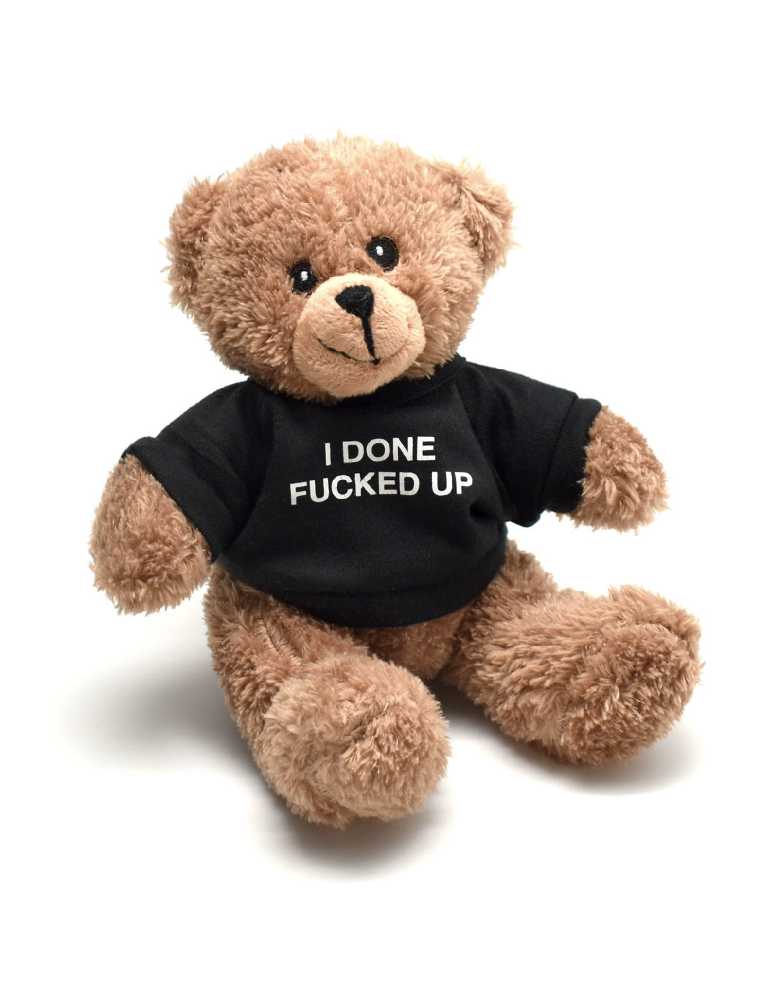 I Done Fucked Up Teddy Bear