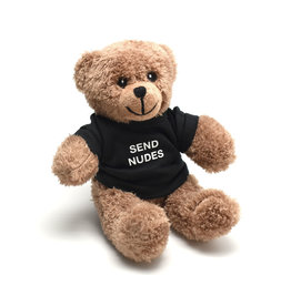Send Nudes Teddy Bear