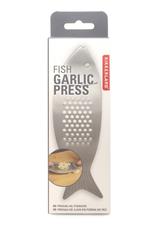 Fish Garlic Press