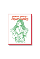 Rick James Holiday Card