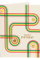 Ornette Birthday Greeting Card