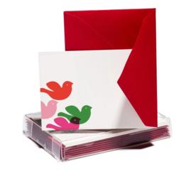 Bright Reindeer Tiny Card