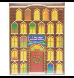 Advent Eraser Calendar