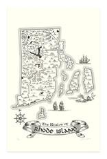 Realm of Rhode Island Print