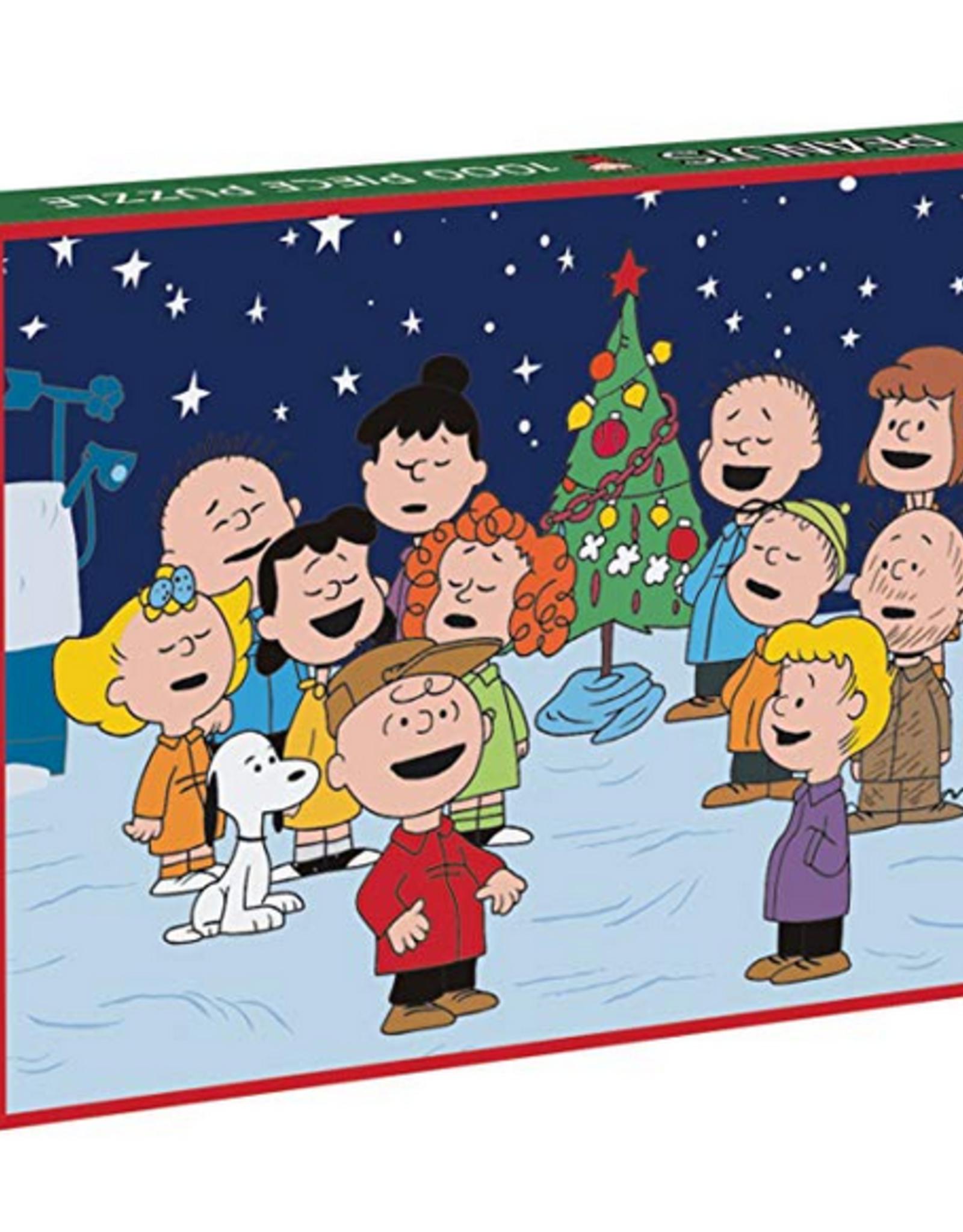 Peanuts Christmas Puzzle
