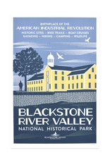 Blackstone Valley National Parks Poster