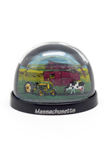 Massachusetts Farm Waterglobe (CURBSIDE PICKUP ONLY)