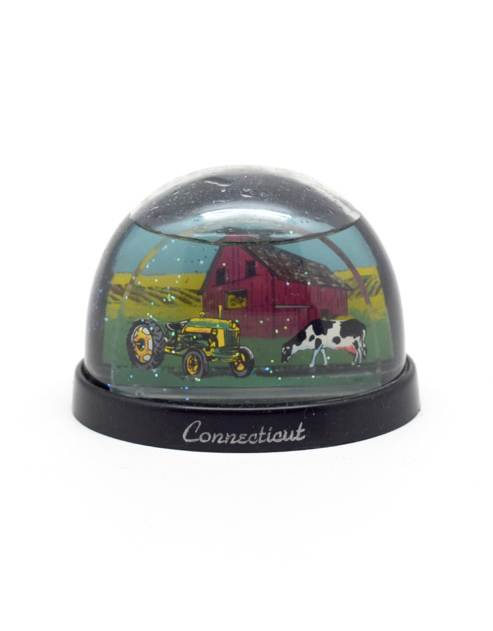 Connecticut Farm Waterglobe (CURBSIDE PICKUP ONLY)