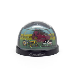 Connecticut Farm Waterglobe