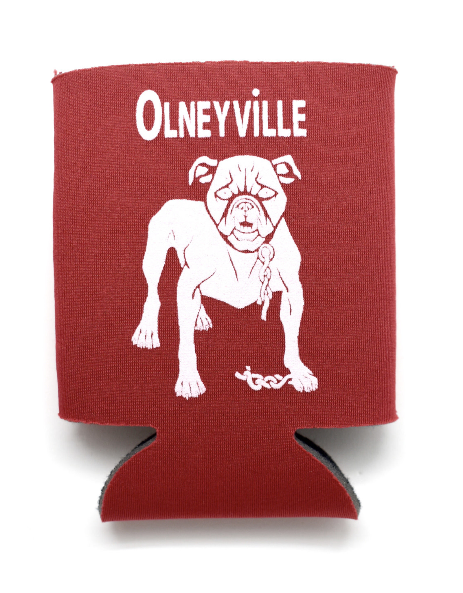 Olneyville Dog Can Coozie