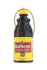 Autocrat Coffee Syrup Ornament