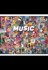 Music 1000 Piece Puzzle