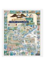Historic New England 1000 Piece Puzzle