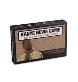 Fake News Game - Kanye Edition