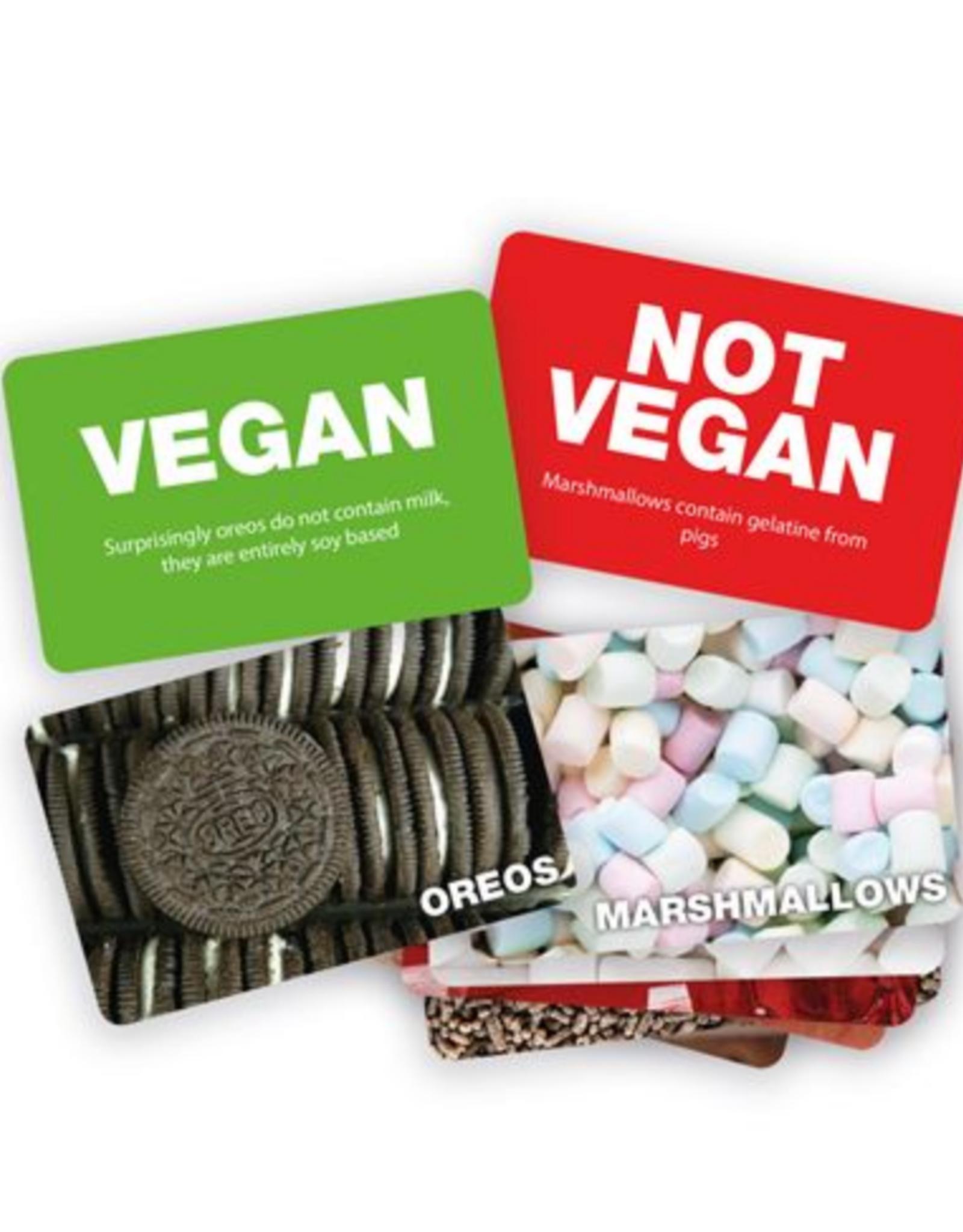 Vegan Not Vegan