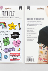 Mixed Feelings Tattoo Sheet
