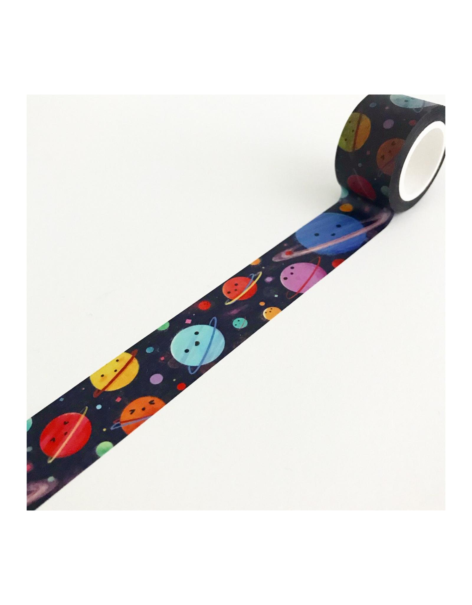 Wide Planets Washi Tape