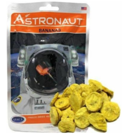 Astronaut Food - Bananas