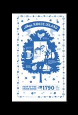 Rhode Island State Kitchen Towel