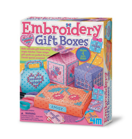 Embroidery Gift Box Kit