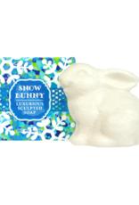 Snow Bunny Sculpted Soap