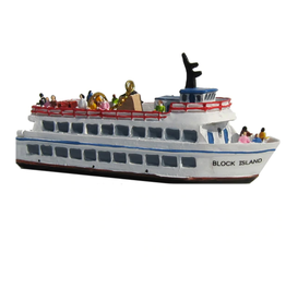 Block Island Ferry Ornament