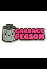 Garbage Person Enamel Pin