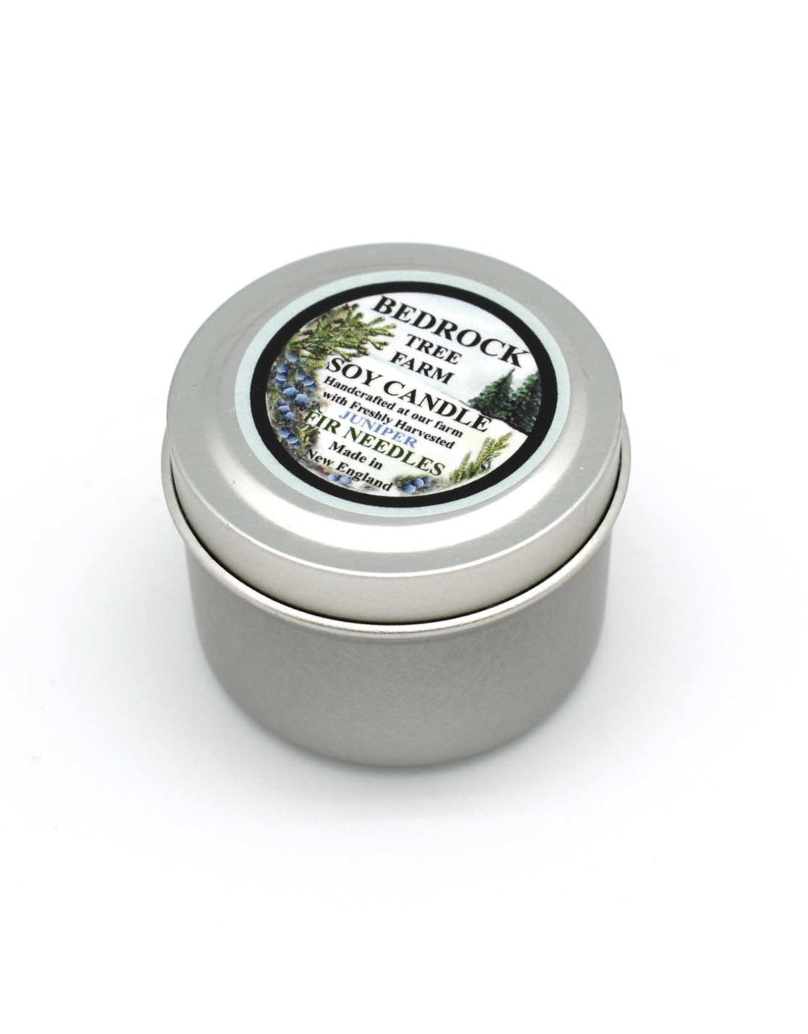 Fir Needle Soy Candle - Juniper