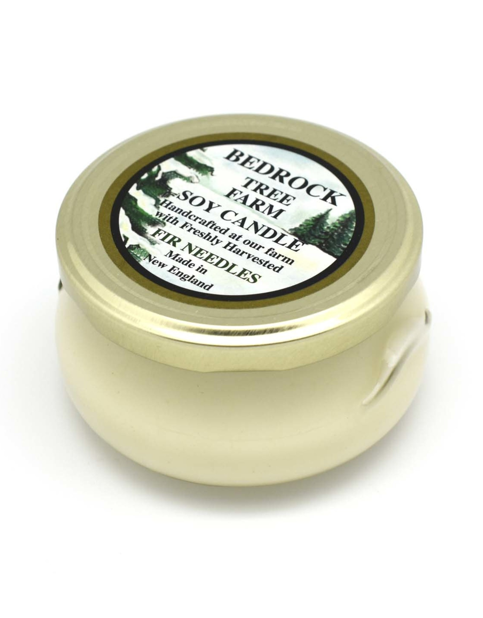 Fir Needle Soy Candle (6 oz.)