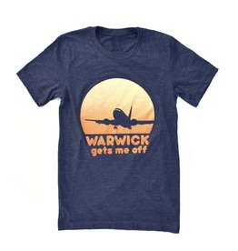 Warwick Gets Me Off T-Shirt