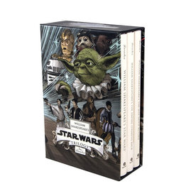 William Shakespeare's Star Wars Trilogy Box Set