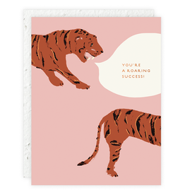 You're a Roaring Success! Greeting Card
