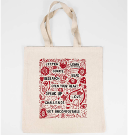 Call to Action Tote Bag
