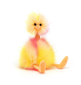 Sorbet Pom Pom Bird - Medium