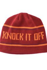 Knock It Off Knit Beanie